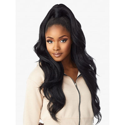 Sensationnel Instant Up & Down Half Wig & Pony Wrap - UD 11