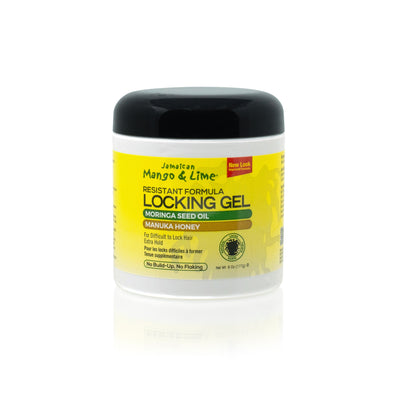 Jamaican Mango & Lime Locking Gel Resistant Formula 6 OZ
