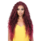 "Motown Tress 13""X5"" Invisible Lace Front Wig - KLP.Feri"