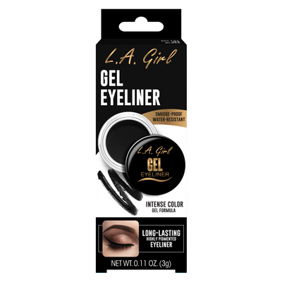 L.A. Girl Gel Eyeliner 0.11 OZ