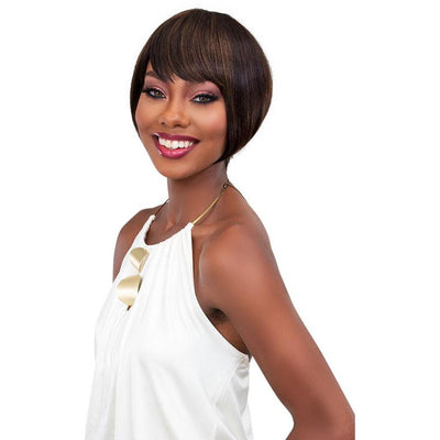 Janet Collection Lavish 100% Human Hair Wig - Meagan