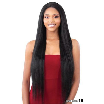 Model Model Daily Look Synthetic Lace Front Wig - ML-01