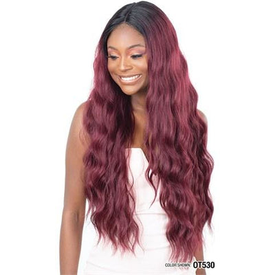 Model Model Daily Look Synthetic Lace Front Wig -  ML-02