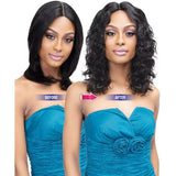 Janet Collection Luscious 100% Natural Virgin Indian Remy Wet & Wavy Luxury Edition Wig - Nova