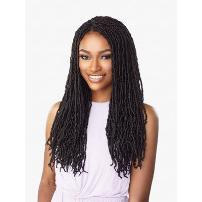 Sensationnel Lulutress Synthetic Braids - 2X Micro Locs 18""