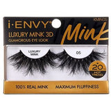 i -ENVY Luxury Mink 3D Lashes - KMIN05