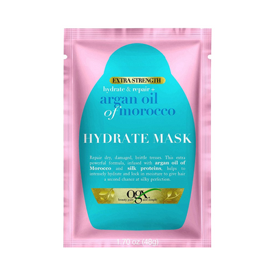 OGX Argan Oil Of Morocco Hydrate Mask Extra Strength 1.7 OZ
