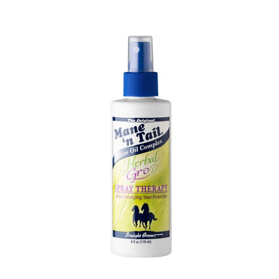 Mane N' Tail Herbal Gro Olive Oil Complex Spray Therapy 6 OZ