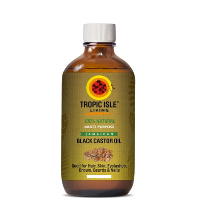 Tropic Isle Living Jamaican Black Castor Oil 2 OZ