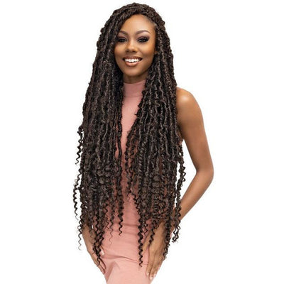 Janet Collection Nala Tress Synthetic Braids - Maverick Locs 24""