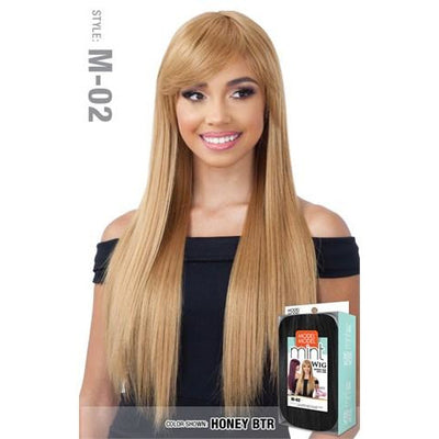 Model Model Daily Look Mint Synthetic Wig - M-02