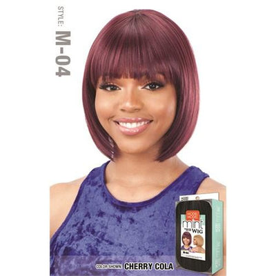 Model Model Daily Look Mint Synthetic Wig - M-04