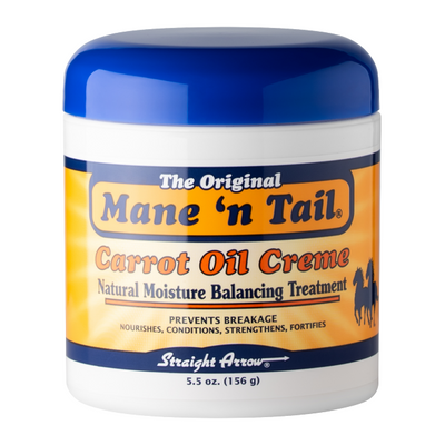 Mane N' Tail Carrot Oil Creme 5.5 OZ