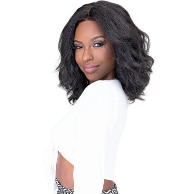 Janet Collection Natural Me Synthetic Lace Front Wig - Jode