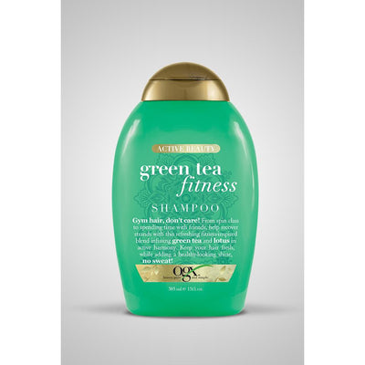 OGX Green Tea Fitness Shampoo 13 OZ