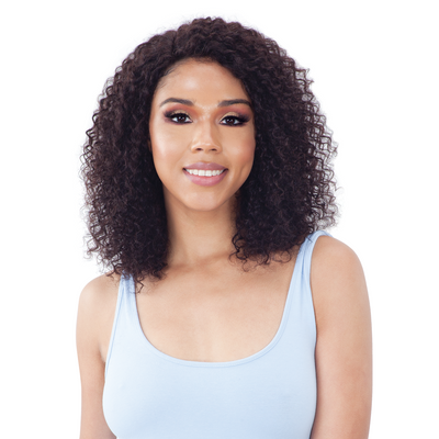 Model Model Nude Brazilian 100% Human Hair Lace Front Wig - Renell