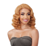Model Model Kilo Synthetic Lace Front Wig - KLW-050