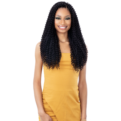 FreeTress Synthetic Crochet Braid - 3X Pacific Curl 18""