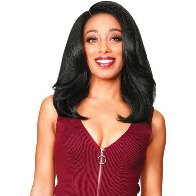 Zury Sis Naturali Star Synthetic Lace Front Wig - Romy