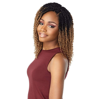 Sensationnel Lulutress Synthetic Crochet Braids - 2X Skinny Passion Twist 12""