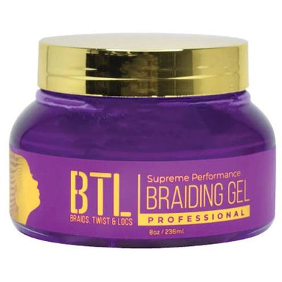 BTL Braiding Gel Supreme Performance 8 oz