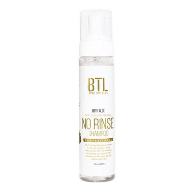 BTL Professional No Rinse Shampoo with Aloe 8 oz