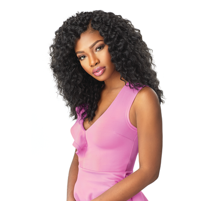 Sensationnel Lulutress Synthetic Braids - Deep Twist 12""