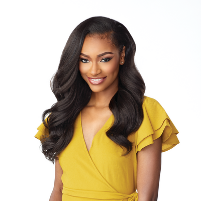 Sensationnel Instant Weave Synthetic Half Wig - IWD 4