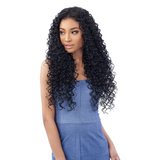 Shake-N-Go Organique Mastermix Synthetic Weave - Hawaiian Curl
