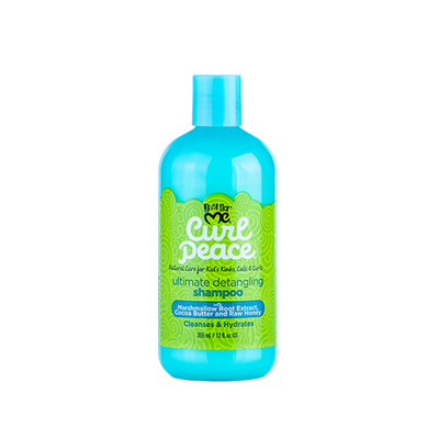Just For Me Curl Peace Ultimate Detangling Shampoo 12 OZ