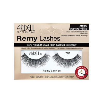 Ardell Professional 100% Premium Remy Lashes 781