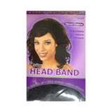 Annie Fashion Leader Cotton Headband #4433 Black