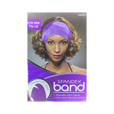 Annie Fashion Leader Spandex Band #4443 Assorted