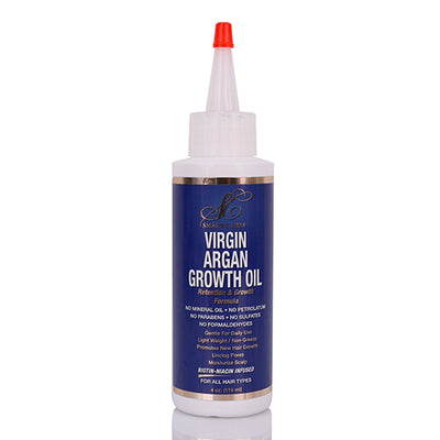 Smart Care Virgin Argan Growth Oil  4 OZ