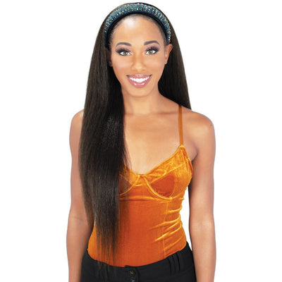 Zury Sis Synthetic Velvet Headband Wig - VB-H Ula