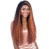 "FreeTress Equal Synthetic 5"" Part Lace Front Wig - Deep Waver 002"