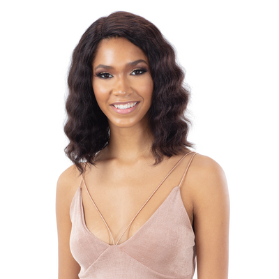 Model Model Nude 100% Human Hair Lace Front Wig - Brielle