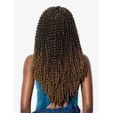 Sensationnel Ruwa Pre-Stretched Synthetic Braids - 3X Water Wave 18""