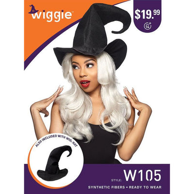 Sensationnel Wiggie Halloween Wig - W105