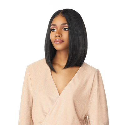 Sensationnel Cloud 9 What Lace? Synthetic Swiss Lace Frontal Wig – Tyrina
