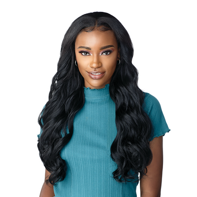 Sensationnel Instant Weave Synthetic Half Wig - Dyani
