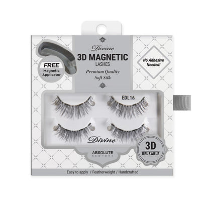 Absolute New York Divine 3D Magnetic Lashes – EDL16 Calypso
