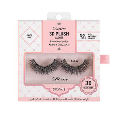 Absolute New York Divine 3D Plush Lashes – EDL02 Aphrodite