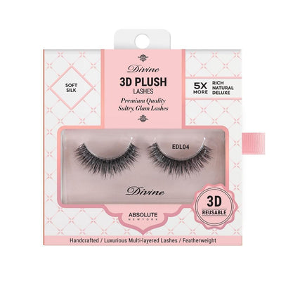 Absolute New York Divine 3D Plush Lashes – EDL04 Hera
