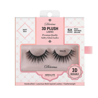 Absolute New York Divine 3D Plush Lashes – EDL05 Iris