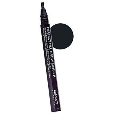 Absolute New York Perfect Fill Brow Marker #AEBM01 Raven