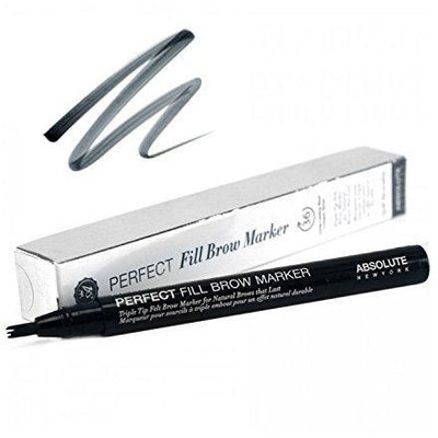 Absolute New York Perfect Fill Brow Marker #AEBM02 Espresso