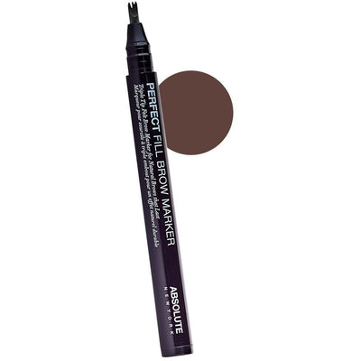 Absolute New York Perfect Fill Brow Marker #AEBM03 Soft Brunette