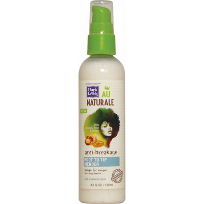 Dark and Lovely Au Naturale Anti-Breakage Root To Tip Mender 4 OZ