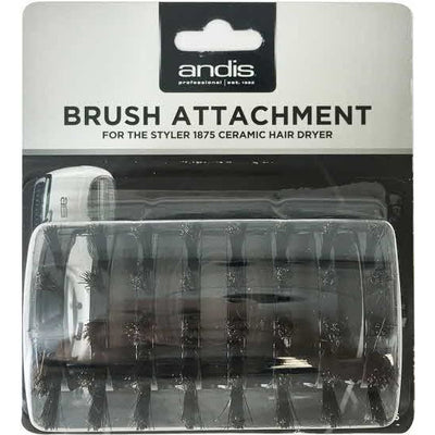 Andis Professional Brush Attachment For The Styler 1875 Ceramic Hair Dryer #85025